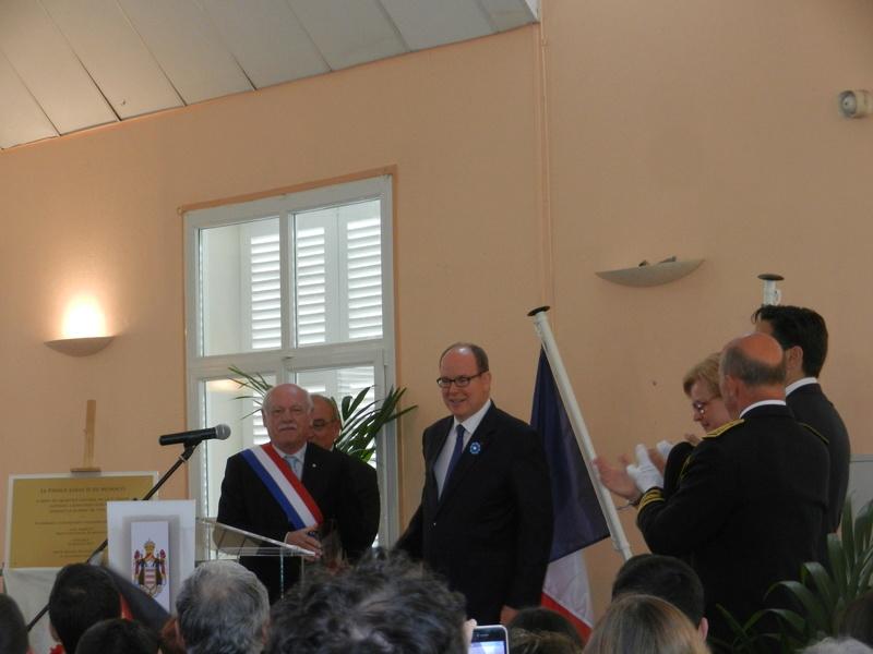 venue du Prince Albert de Monaco à Jonchery Dscn2212