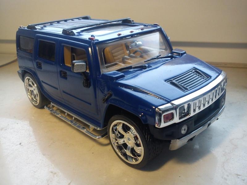 Revell's Hummer H2 Dsc00013
