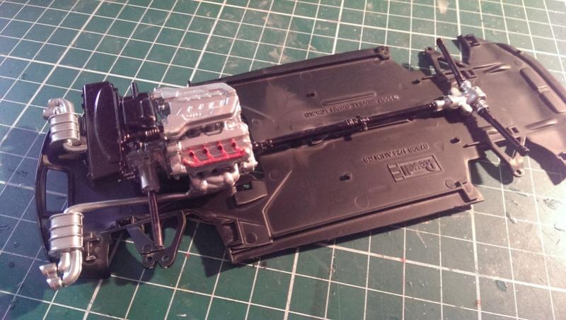 Audi R8 1:24 von Revell Imag2616
