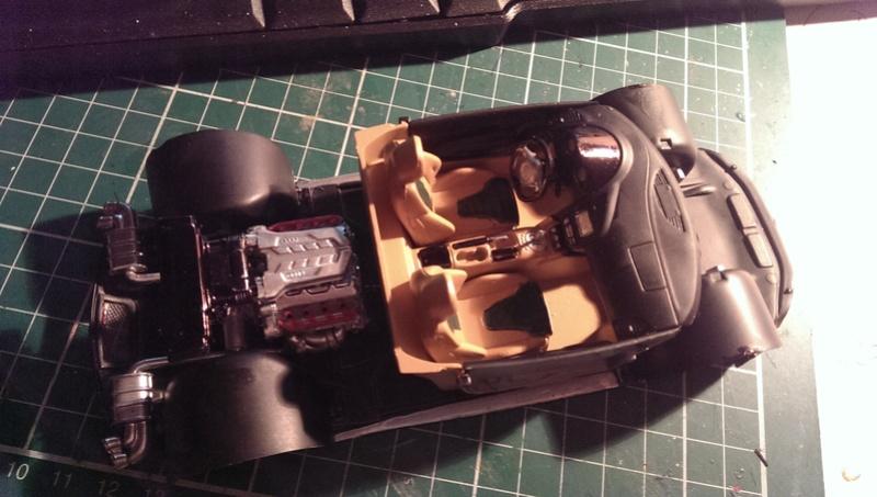 Audi R8 1:24 von Revell Imag2619