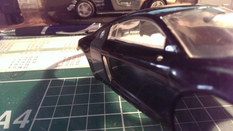 Audi R8 1:24 von Revell Imag2711