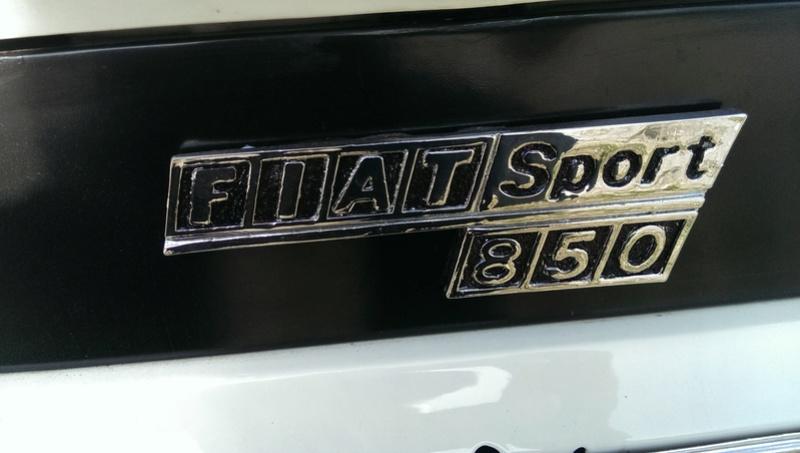 Fiat Sport 850 Spider Imag2816