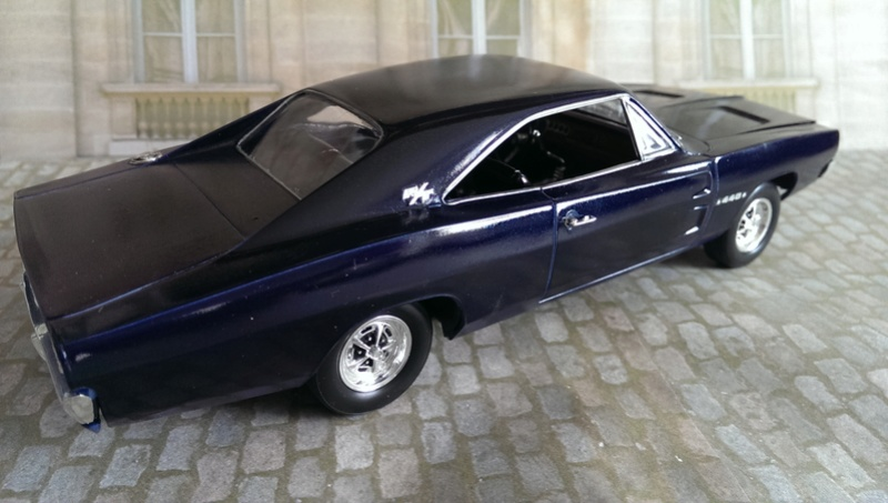 '68 Dodge Charger R/T  1:25 von Revell Imag2920