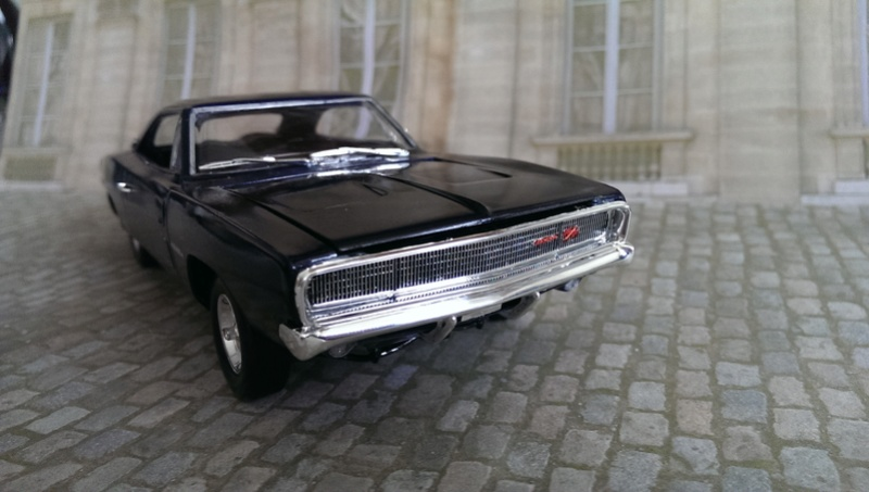 '68 Dodge Charger R/T  1:25 von Revell Imag2921