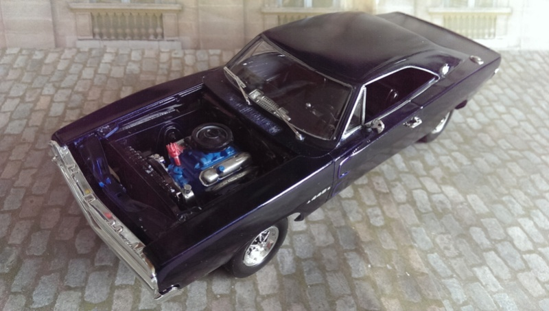 '68 Dodge Charger R/T  1:25 von Revell Imag2926
