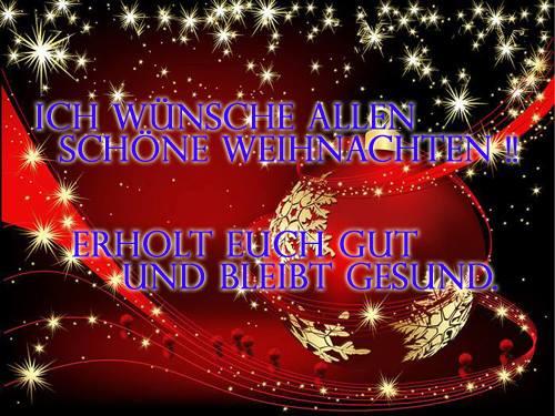 Wünsche allen Schöne Weihnachtsfeiertage 15139910