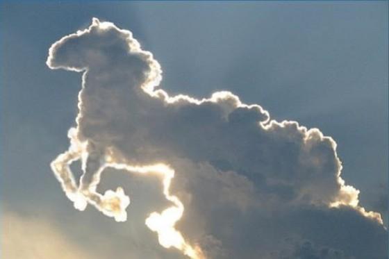 Dans le cloud. B2e10110