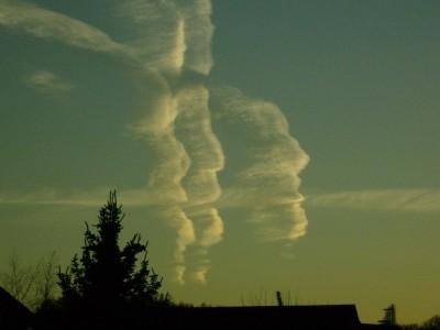 Dans le cloud. C7145f10