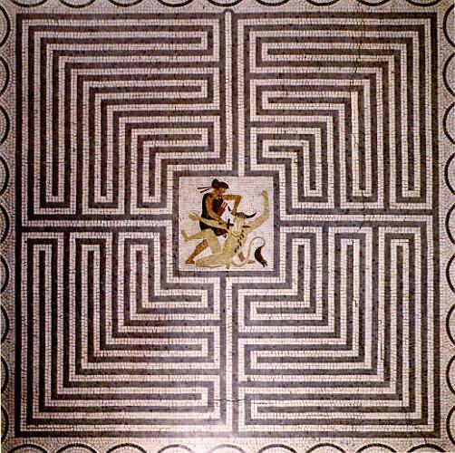 Le Symbole du Labyrinthe E9314e10