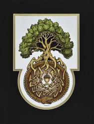 Le Symbole du Labyrinthe Ourobo10