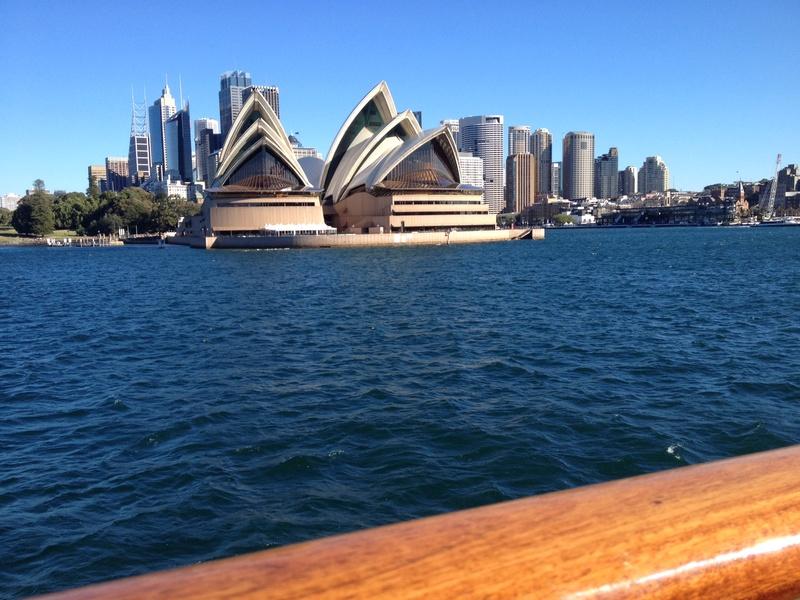 Retour d'Australie Sydney14