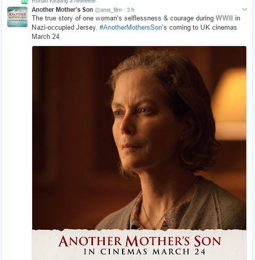 ANOTHER MOTHER S' SON  un  nouveau film pour ronan 110