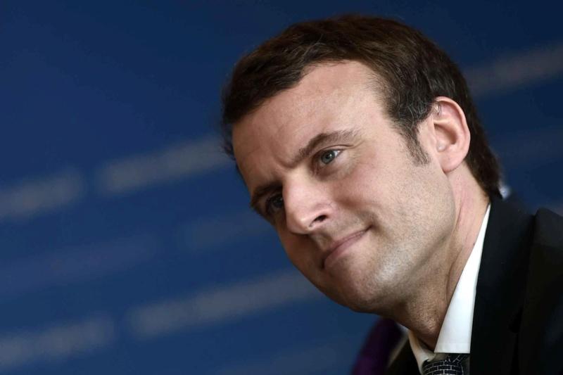 EMMANUEL MACRON PRESIDENT DE LA REPUBLIQUE FRANCAISE 2048x110