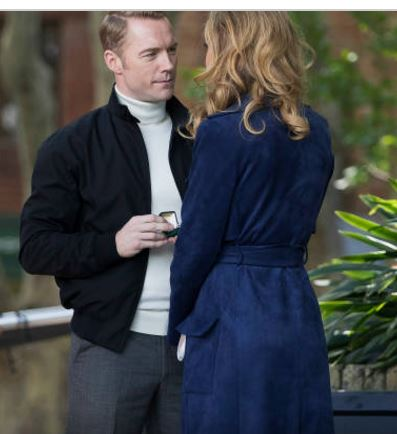 "RONAN DANS SERIE AUSTRALIENNE ""LOVE CHILD "" D10"