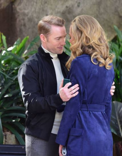 "RONAN DANS SERIE AUSTRALIENNE ""LOVE CHILD "" K10"