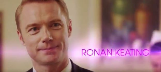 "RONAN DANS SERIE AUSTRALIENNE ""LOVE CHILD "" Lml10"
