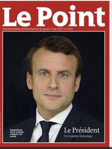 EMMANUEL MACRON PRESIDENT DE LA REPUBLIQUE FRANCAISE Mac10