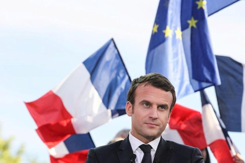 EMMANUEL MACRON PRESIDENT DE LA REPUBLIQUE FRANCAISE Nintch14