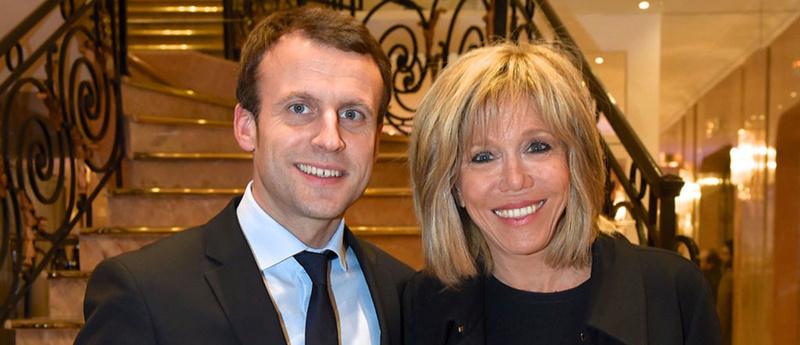 EMMANUEL MACRON PRESIDENT DE LA REPUBLIQUE FRANCAISE Qui-es10
