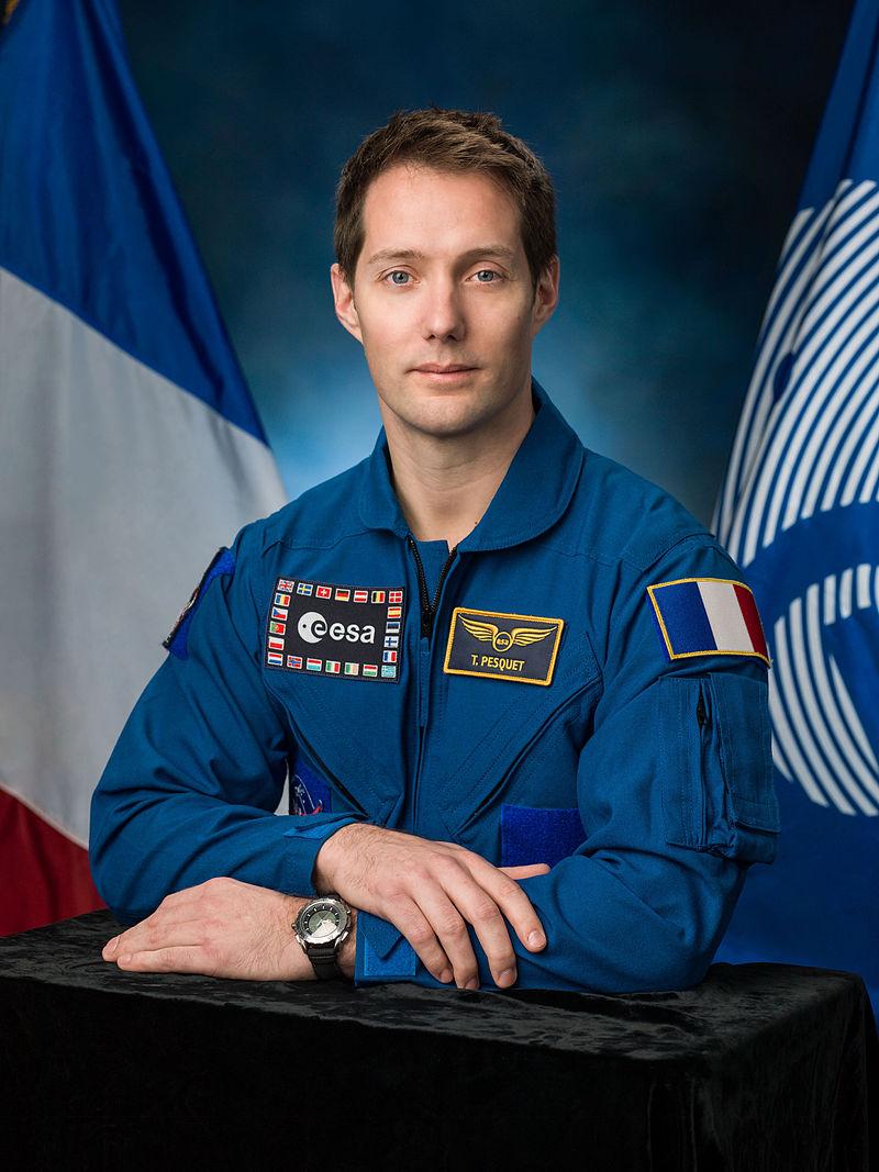 THOMAS PESQUET spationaute français Thomas10