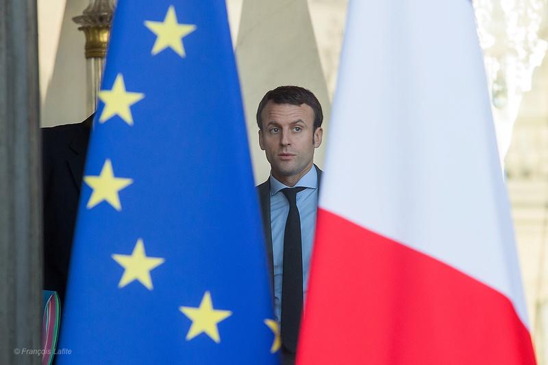 EMMANUEL MACRON PRESIDENT DE LA REPUBLIQUE FRANCAISE Wos15110