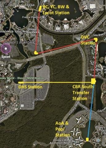 [Walt Disney World Resort] Transportation System - Services de transport - Page 6 Screen10