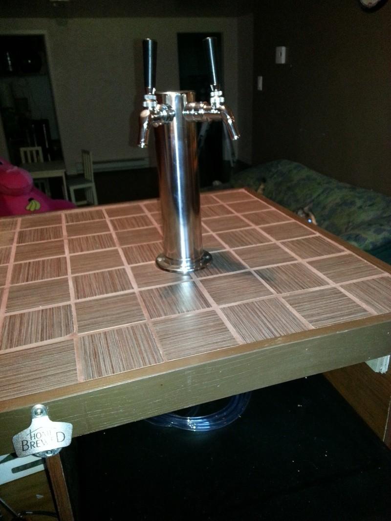 Mon bar/kegerator 2.0 20130910