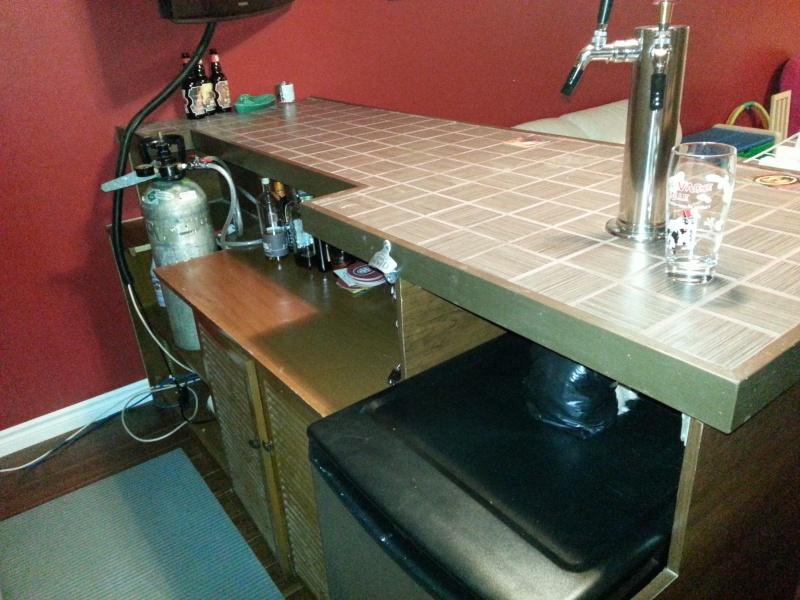 Mon bar/kegerator 2.0 20131016
