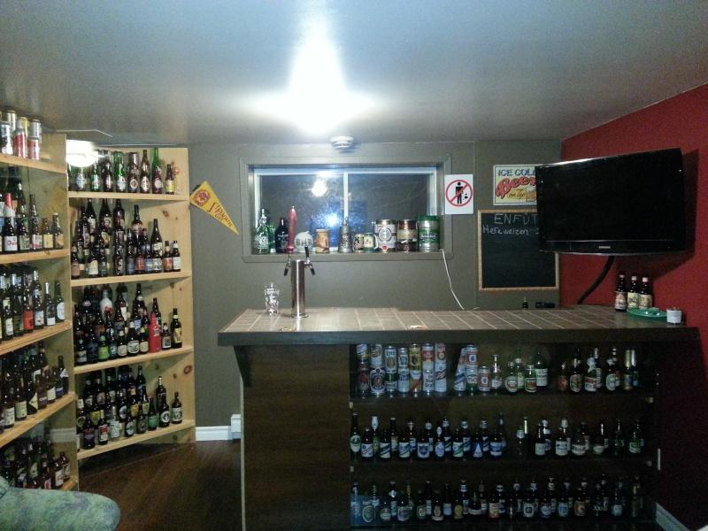 Mon bar/kegerator 2.0 20131017