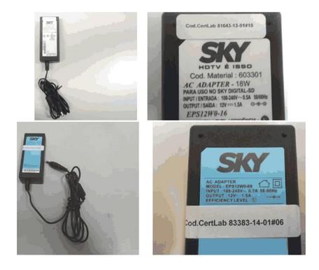 Confira as imagens do novo modelo decodificador da SKY HDTV MINI SC51-100 Screen37