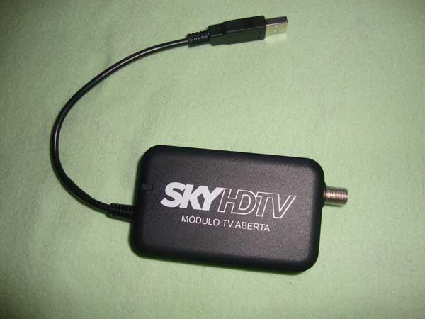 Canal Aberto Digital, sinal digital, na SKY Sky-tv10