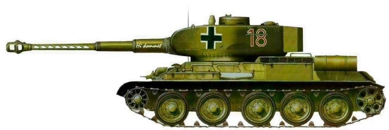 My New HL T-34 / The Suspension mod / Paint / Etc. 0110