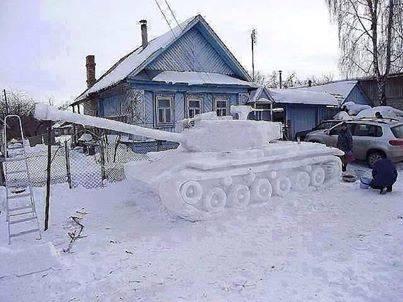 Snow Tanks 14996610