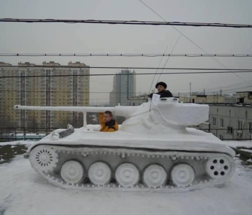 Snow Tanks 15112310