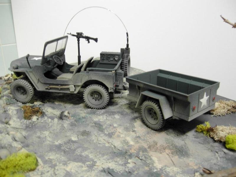 Korean war jeep 40112210