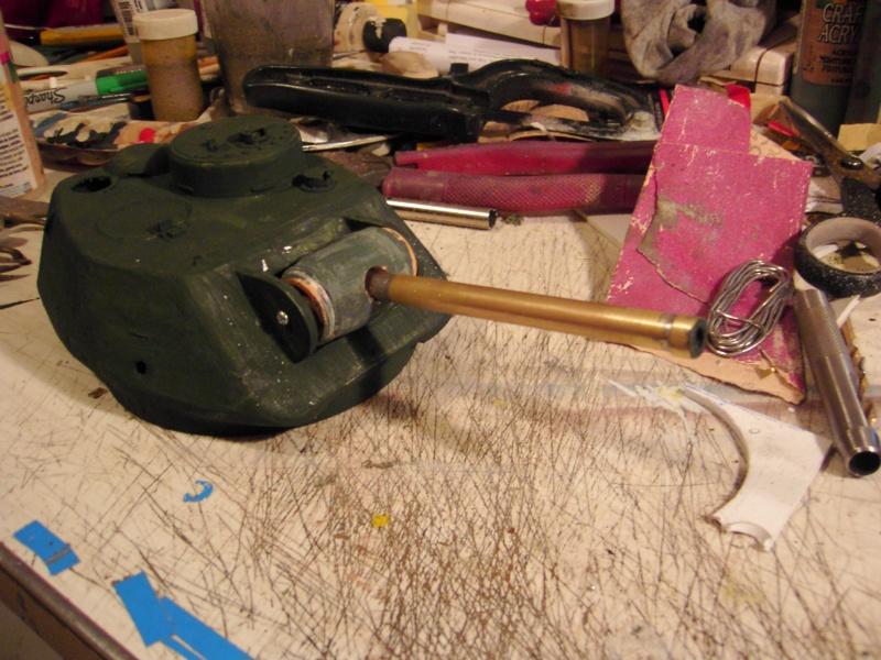 My New HL T-34 / The Suspension mod / Paint / Etc. Pdr_2713