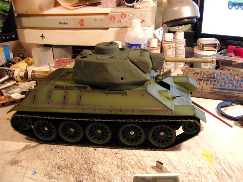 My New HL T-34 / The Suspension mod / Paint / Etc. Pdr_2714