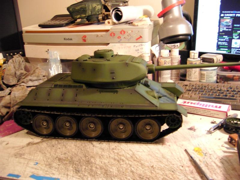 My New HL T-34 / The Suspension mod / Paint / Etc. Pdr_2715