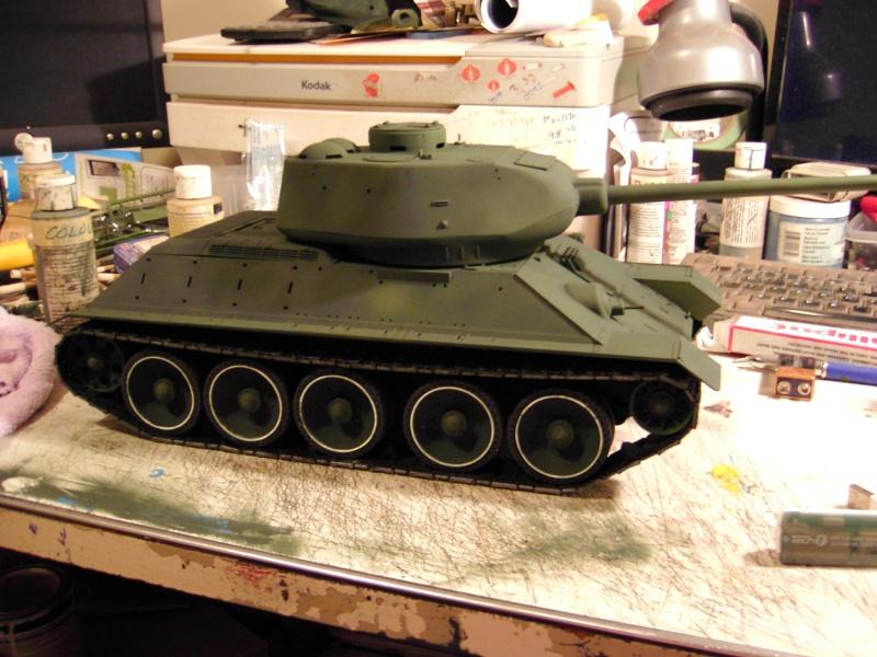 My New HL T-34 / The Suspension mod / Paint / Etc. Pdr_2716