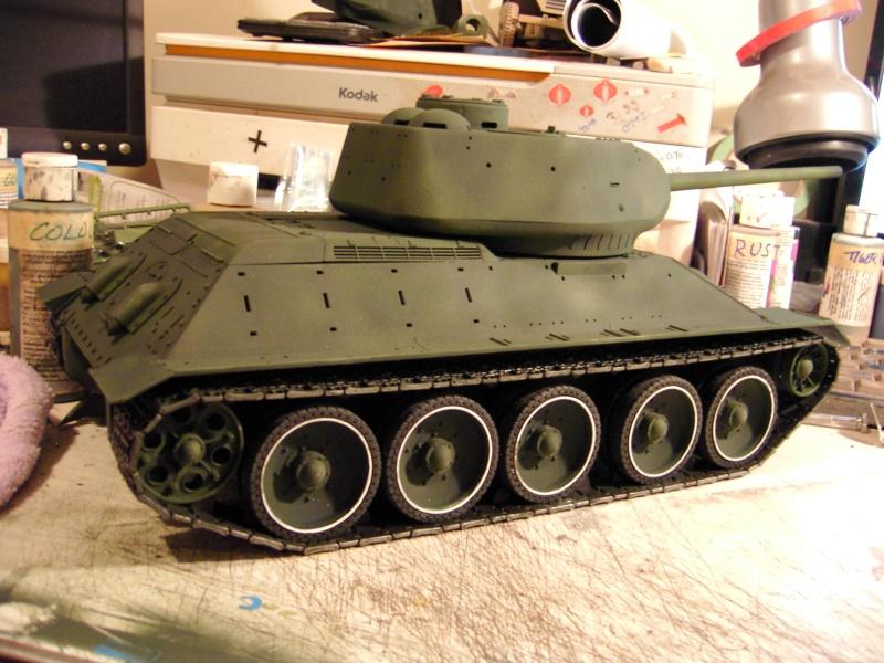 My New HL T-34 / The Suspension mod / Paint / Etc. Pdr_2717