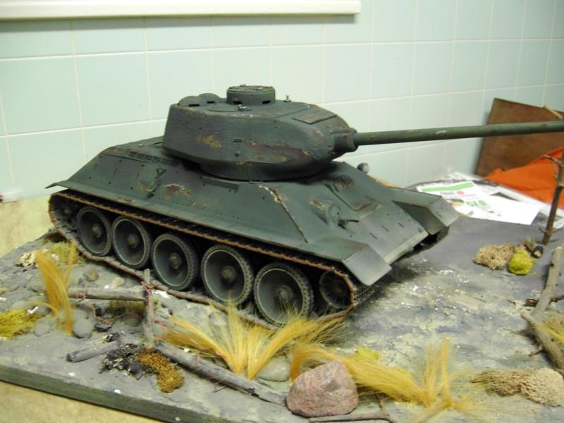 My New HL T-34 / The Suspension mod / Paint / Etc. Pdr_2725