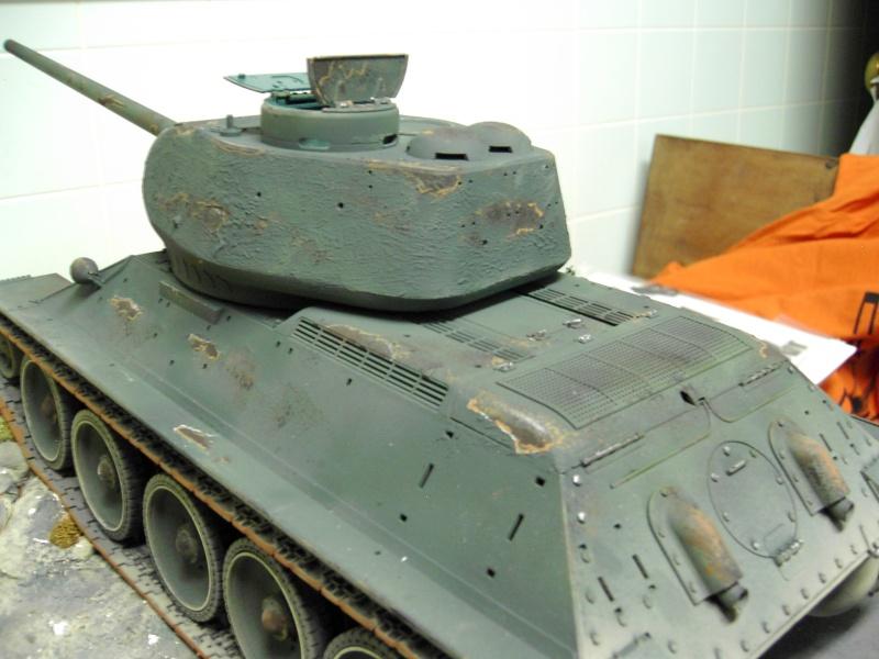 My New HL T-34 / The Suspension mod / Paint / Etc. Pdr_2728