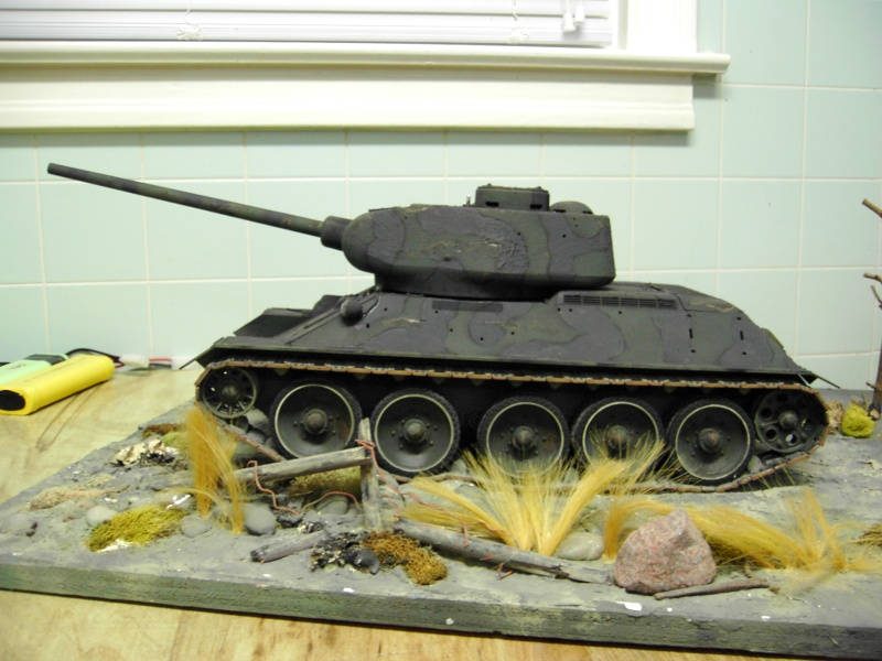 My New HL T-34 / The Suspension mod / Paint / Etc. Pdr_2730