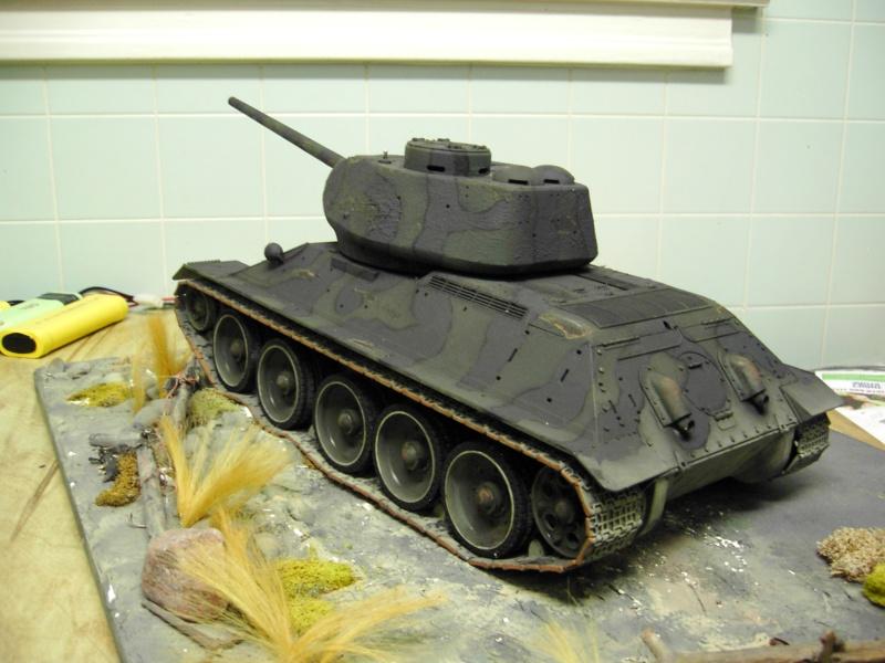 My New HL T-34 / The Suspension mod / Paint / Etc. Pdr_2731
