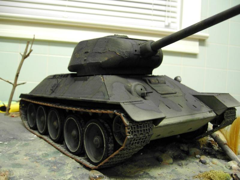 My New HL T-34 / The Suspension mod / Paint / Etc. Pdr_2735