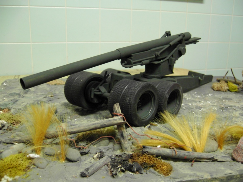 8 Inch M115 Towed Howitzer  Pdr_2815