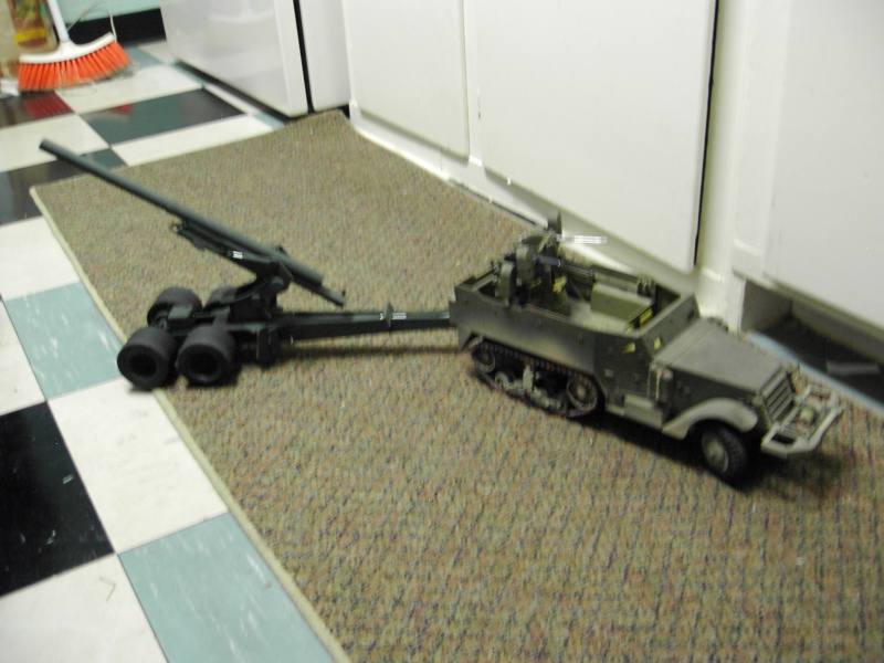 8 Inch M115 Towed Howitzer  Pdr_2820