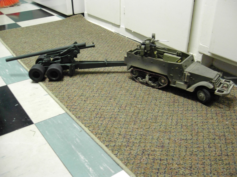 8 Inch M115 Towed Howitzer  Pdr_2821
