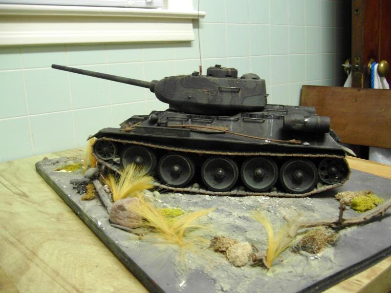 My New HL T-34 / The Suspension mod / Paint / Etc. - Page 3 Pdr_2841