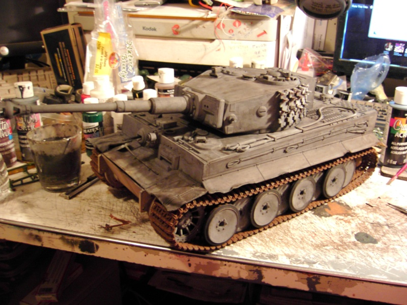 Re-Painting the WSN Tiger I Pdr_2842